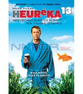Heuréka - město divů 13 DVD