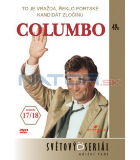 Columbo 17/18 DVD