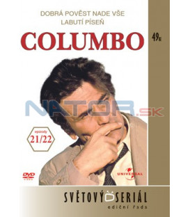 Columbo 21/22 DVD