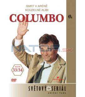 Columbo 33/34 DVD