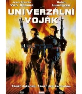 Univerzální voják (Universal Soldier) DVD