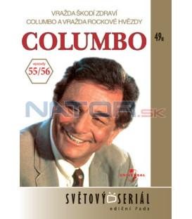 Columbo 55/56 DVD