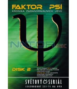 Faktor Psí 02 DVD