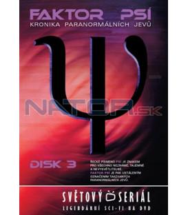 Faktor Psí 03 DVD