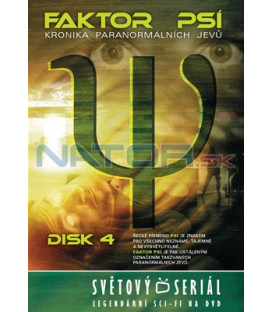 Faktor Psí 04 DVD