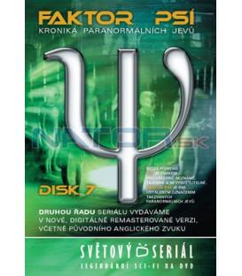 Faktor Psí 07 DVD