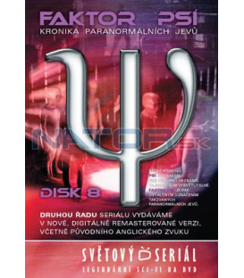 Faktor Psí 08 DVD