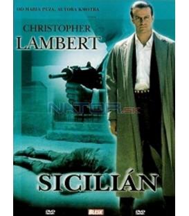 Sicilián (The Sicilian) DVD