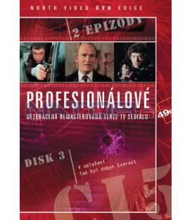 Profesionálové 03 DVD