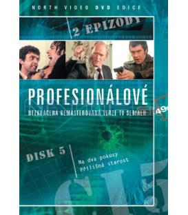 Profesionálové 05 DVD