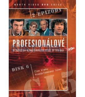 Profesionálové 06 DVD