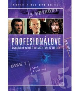 Profesionálové 07 DVD