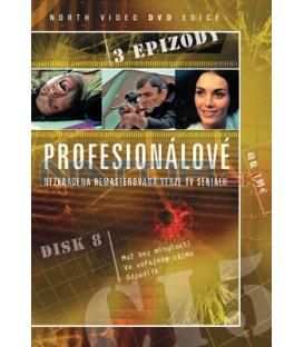 Profesionálové 08 DVD