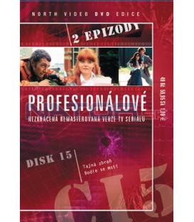 Profesionálové 15 DVD