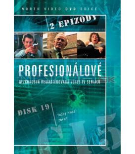 Profesionálové 19 DVD