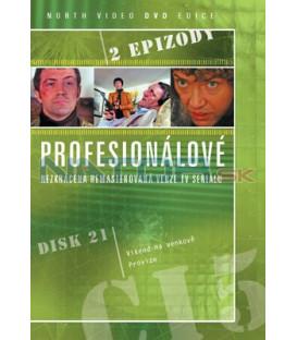 Profesionálové 21 DVD