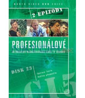 Profesionálové 23 DVD