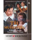 Tři mušketýři DVD