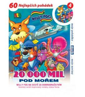 Willy Fog disk 08 DVD
