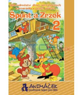 Špunt a Zrzek 02 DVD
