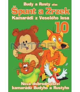Špunt a Zrzek 10 DVD