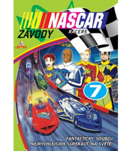 Závody Nascar 07 DVD