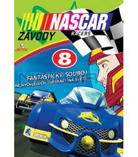 Závody Nascar 08 DVD