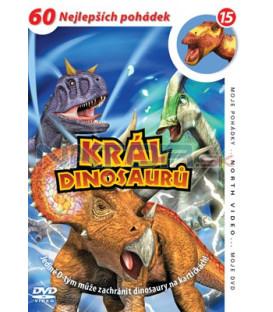 Král dinosaurů 15 DVD