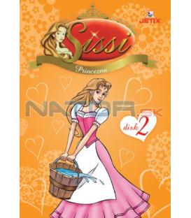 Princezna Sissi 02 DVD