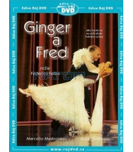 Ginger a Fred (Ginger e Fred) DVD
