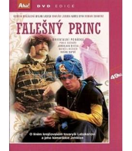 Falešný princ DVD
