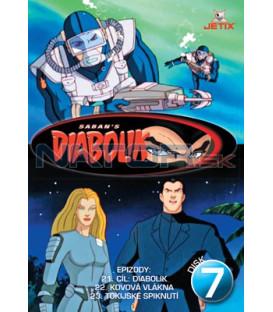 Diabolik 07 DVD