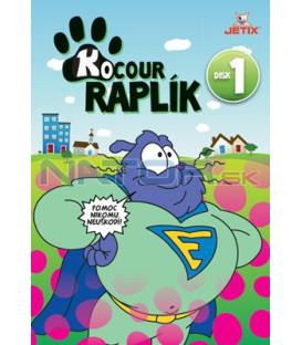 Kocour Raplík 01 DVD
