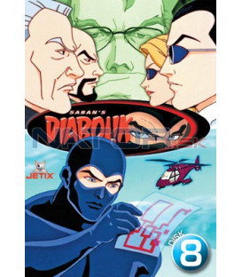 Diabolik 08 DVD