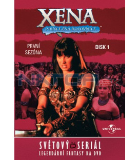 Xena 1/01 DVD - XENA 01