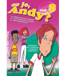 Co je Andy? 08 DVD