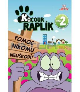 Kocour Raplík 02 DVD