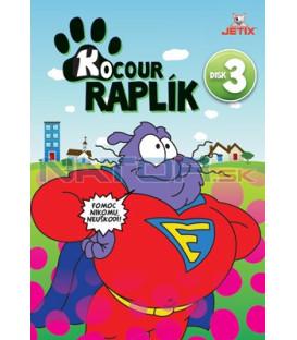 Kocour Raplík 03 DVD