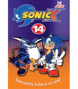 Sonic X 14 DVD