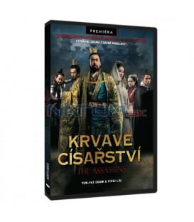 Krvavé císařství DVD