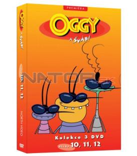 Oggy a švábi kolekce 3 DVD (10, 11, 12)