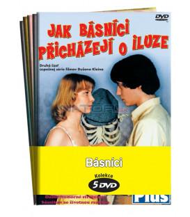 Básníci / kolekce 5 DVD