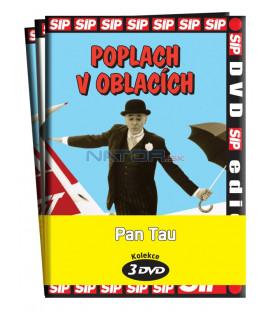 Pan Tau /  kolekce 3 DVD