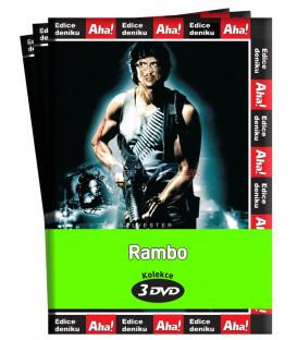 Rambo / kolekce 3 DVD