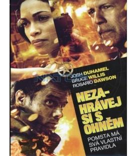 Nezahrávej si s ohněm (Fire with Fire) DVD