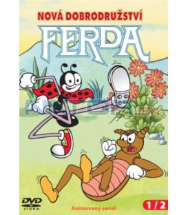 Ferda - Nová dobrodružství 1/2 DVD