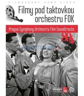 Filmy pod taktovkou orchestru FOK DVD