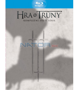 Hra o trůny - 3. SÉRIE - (Game of Thrones) Blu-ray Viva