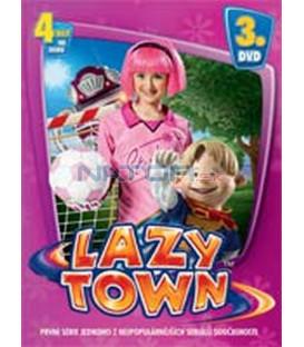 LAZY TOWN – 3. DVD (LAZY TOWN) – SLIM BOX DVD