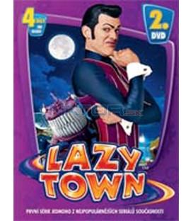 LAZY TOWN – 2. DVD (LAZY TOWN) – SLIM BOX DVD